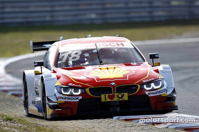 DTM in Zandvoort: Ergebnis, 1. Qualifying