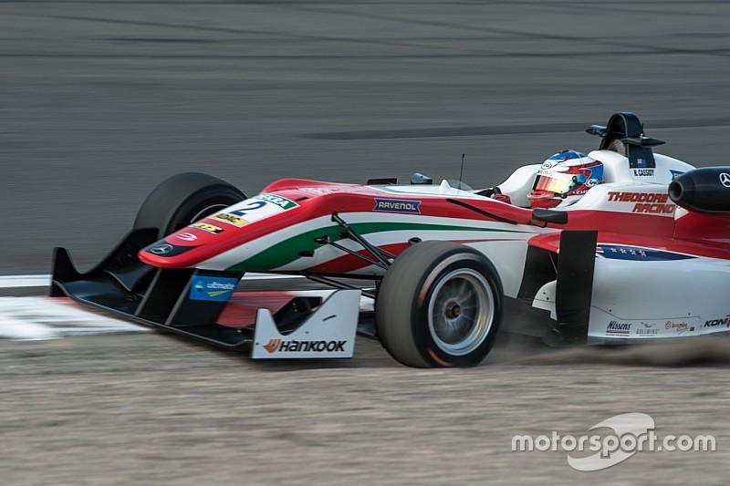 Євро Ф3 у Зандворті: Кессіді здобуває першу перемогу в серії