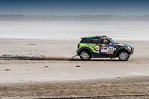Rallye-Raid Rapport d'étape Étape 8 - Al-Rajhi gagne, Loeb se rapproche de Despres