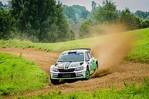 ERC Leg звіт Ралі Естонія. Дивовижний фініш