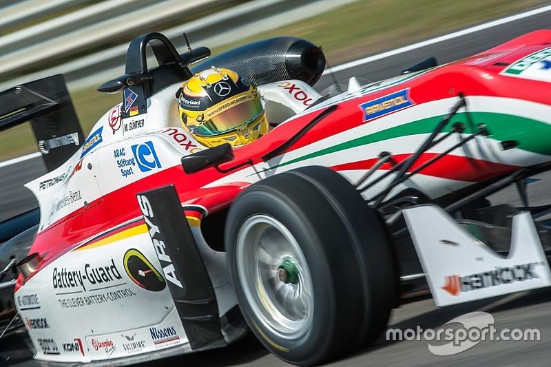 F3 Zandvoort: Günther wint, Beckmann scoort eerste podiumplaats