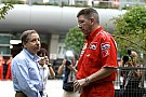 Ferrari podría contratar a Ross Brawn