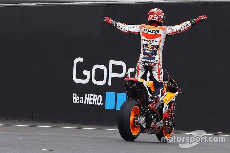La telemetría confirma la legalidad del cambio de moto de Márquez