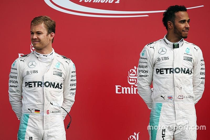 """Rosberg: """"Lewis y yo no somos amigos"""""""