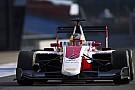 Leclerc explica las similitudes entre su equipo de GP3 y uno de F1