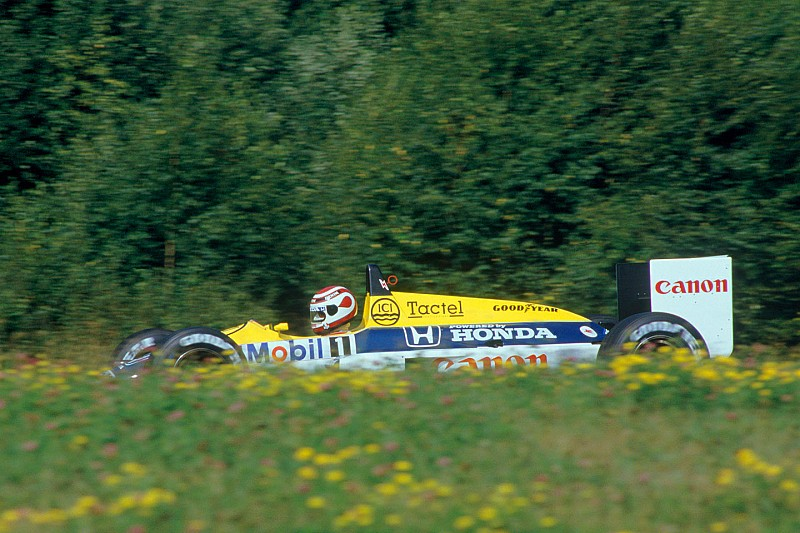 VIDEO: La gran victoria de Piquet sobre Senna en el Hungaroring