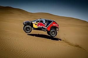 Rallye-Raid Rapport d'étape Étape 12 - Loeb s'impose et revient fort