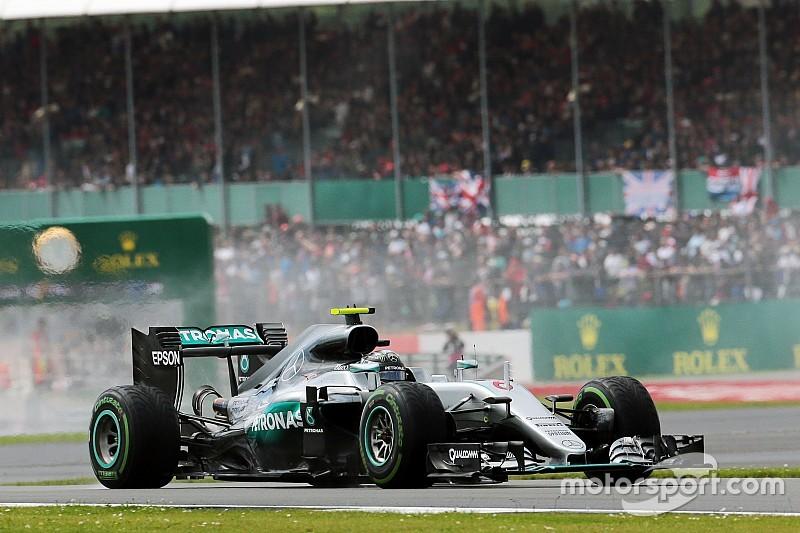 Mercedes намагається уникнути штрафу Росберга