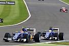 Sauber запускає оновлення боліду