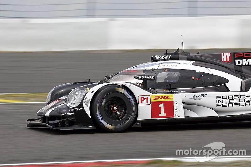 Nurburgring, Libere 1: per Porsche prove di doppietta