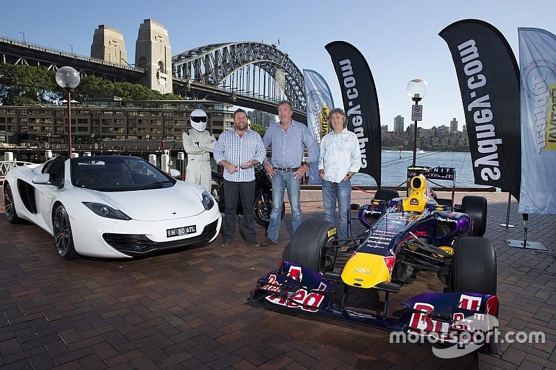 Формула 1 в шаге от того, чтобы превратиться в Top Gear, считает Квят