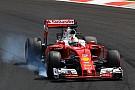 La Ferrari si aggrappa ancora una volta alla sfortuna