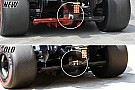 Технический брифинг: крылышко на структуре безопасности McLaren MP4-31