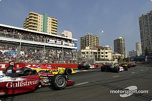 IndyCar Breaking news IndyCar wants Surfers Paradise but in February, says Miles