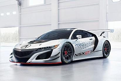 Peter Kox officiële ontwikkelingsrijder Acura NSX GT3