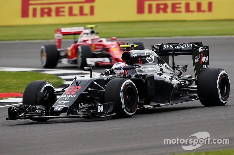 マクラーレン「我々のシャシーはフェラーリと同じくらい優れている」