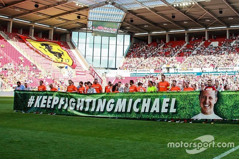 """Felipe Massa: """"Ich bete einfach nur für Michael"""""""
