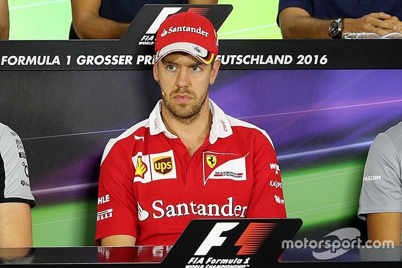 """Vettel: """"Binotto ha esperienza, in Ferrari ci sono le persone giuste"""""""