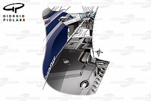 Formel 1 Fotostrecke Formel-1-Technik: Neuerungen beim Grand Prix von Deutschland