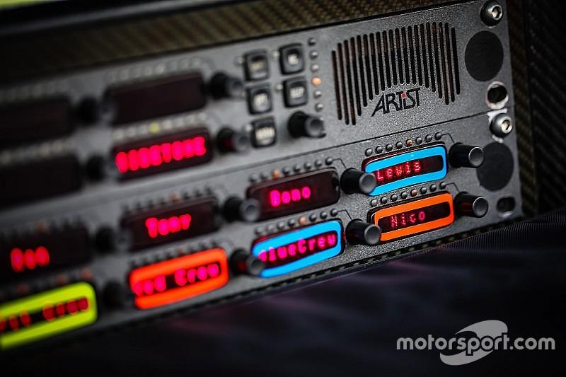 Abschaffung des Formel-1-Funkverbots: Nur noch öffentliche Funksprüche erlaubt