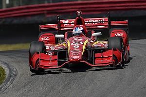 IndyCar Reporte de prácticas Dixon comienza al frente en Mid-Ohio