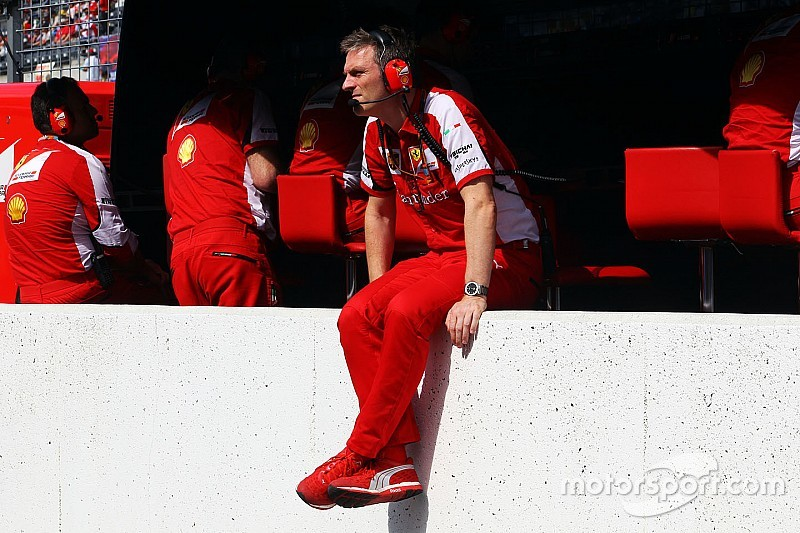 En Ferrari extrañarán el talento de Allison