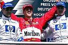 Todos los ganadores del GP de Alemania desde 2001
