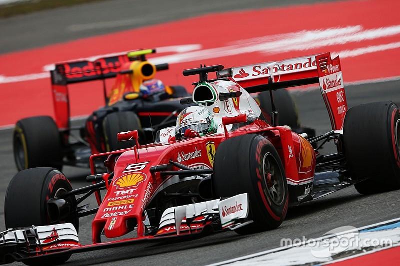 """Ferrari """"не нужен финиш на пятом или шестом месте"""", считает Феттель"""