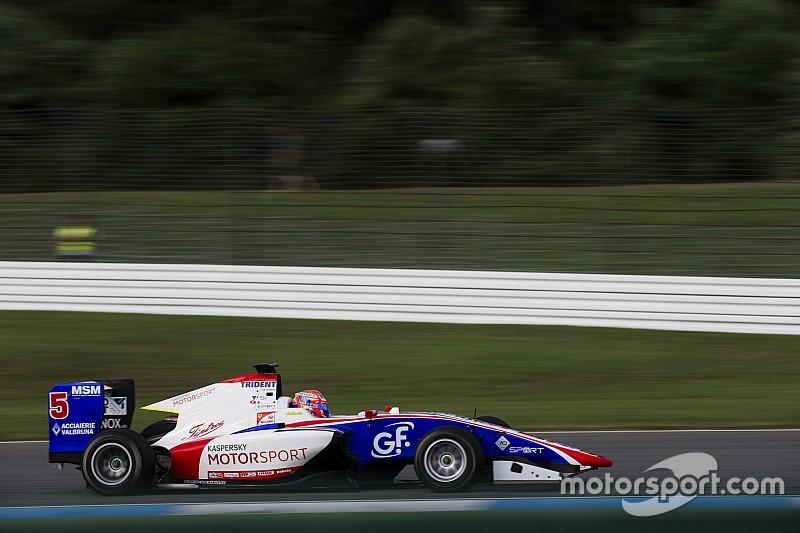 GP3 у Хоккенхаймі: Фуоко переміг у першій гонці