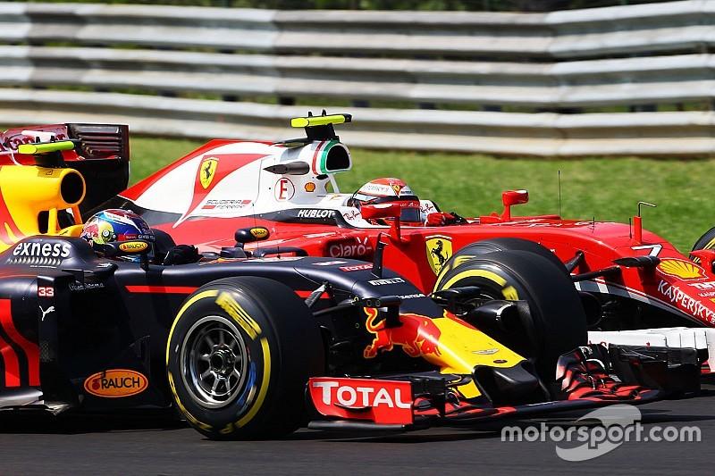 Las quejas no provocarán que Verstappen deje de ser duro