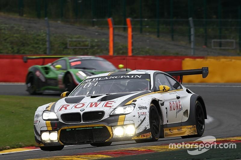 24 Ore di Spa: Sims, Eng e Martin regalano alla BMW la vittoria