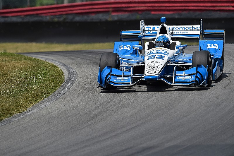 Pagenaud is iedereen de baas op Mid-Ohio
