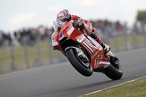 MotoGP Fotostrecke Alle MotoGP-Sieger des GP Großbritannien seit 2005