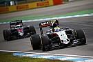 McLaren - новий фактор у боротьбі Force India/Williams