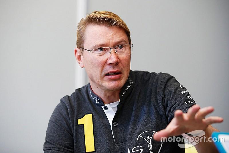 """Hakkinen: """"Mi sono dovuto ricredere sulle potenzialità di Verstappen"""""""