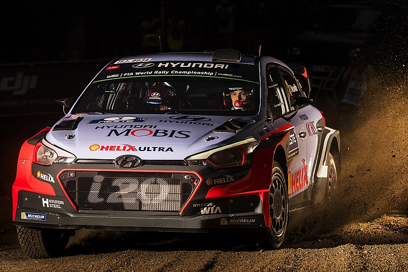 Hyundai: ecco la line up piloti per il Rally di Germania