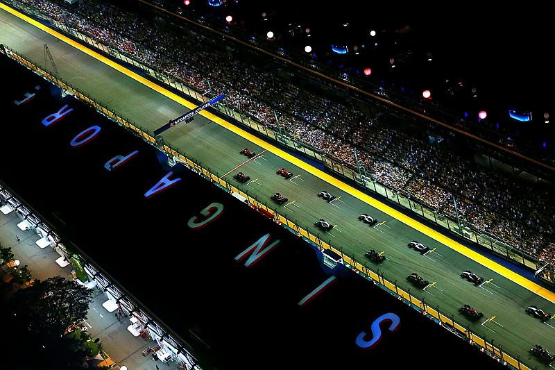 スーパーGT開催にシンガポールが興味。F1と同コースで開催の可能性も?