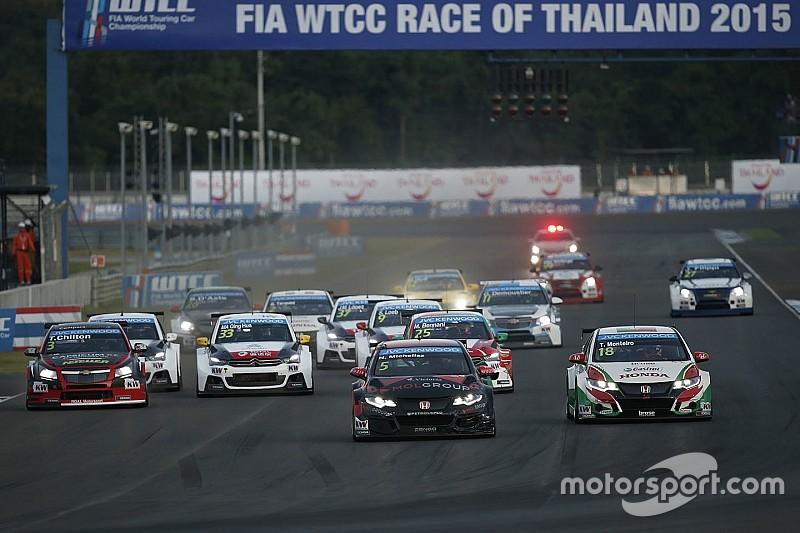Етап WTCC в Таїланді може не відбутись