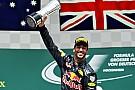 Intervista a Ricciardo: