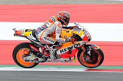 Keine Verletzung: Marc Marquez fährt trotz MotoGP-Trainingssturz
