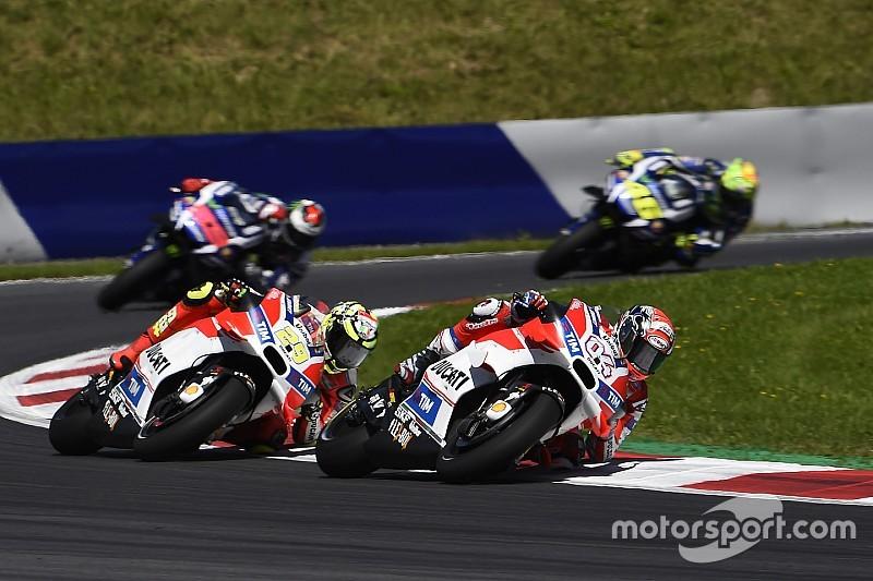 Ascolti TV: oltre 3 milioni per la MotoGP in Austria tra TV8 e Sky