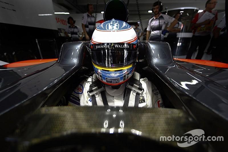 """Alonso: """"Rossi is inspiratiebron om door te gaan"""""""