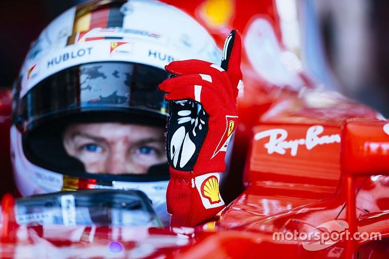 "Para Vettel, las malas carreras ""ayudan"" a Ferrari"