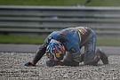 Honda baja a Miller de la moto por su seguridad