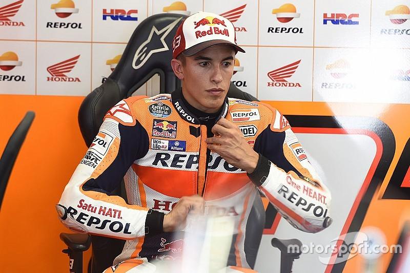 """Marquez: """"Sto bene, ma la spalla non è ancora al cento per cento"""""""