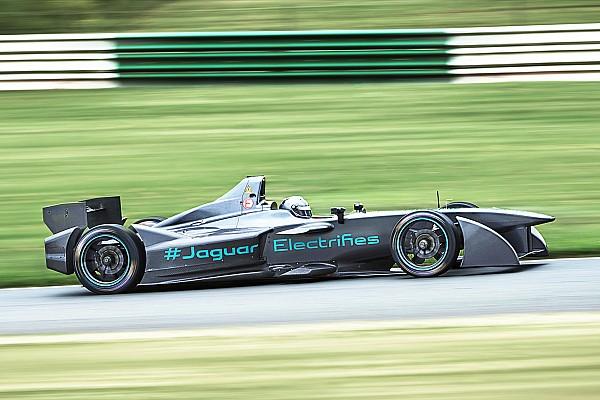 Formule E Jaguar poursuit son teasing et va tester trois pilotes