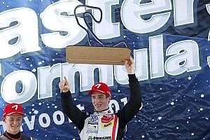 F3 Rennbericht Formel-3-Masters: Joel Eriksson gewinnt Qualifying-Rennen