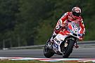 Ducati-Pilot Andrea Dovizioso kritisiert Michelin für inkonstante Reifen