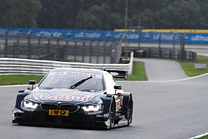 DTM Qualifying report Moscow DTM: Wittmann takes pole after Martin crashes