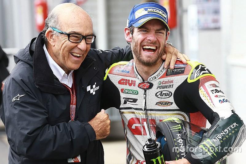 """Crutchlow over MotoGP-sterren: """"Het zijn allemaal watjes!"""""""